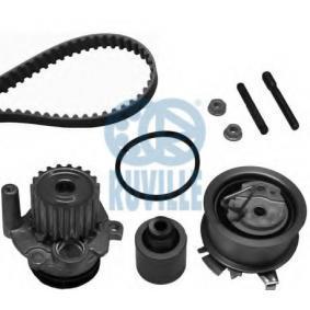 Wasserpumpe + Zahnriemensatz Breite: 30,00mm mit OEM-Nummer XM21 6268 AA