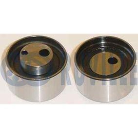 Tensioner Pulley, timing belt Ø: 64,70mm with OEM Number 636 931