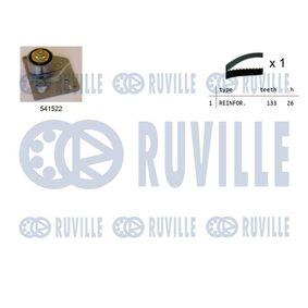 RUVILLE  56132 Паразитна / водеща ролка, зъбен ремък