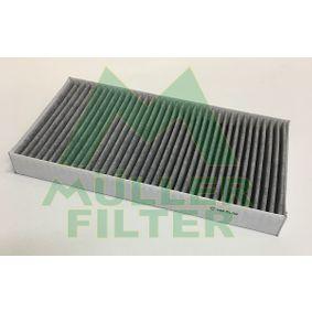 Filter, Innenraumluft Länge: 288mm, Breite: 160mm, Höhe: 30mm mit OEM-Nummer 4644 2422