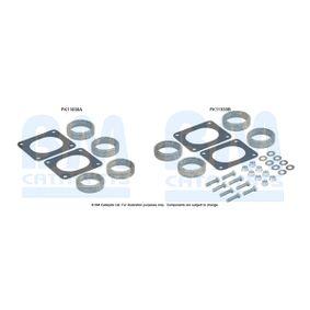 Montagesatz, Ruß- / Partikelfilter FK11030 X5 (E53) 3.0 d Bj 2006