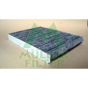 MULLER FILTER  FK112 Filter, Innenraumluft Länge: 279mm, Breite: 206mm, Höhe: 30mm