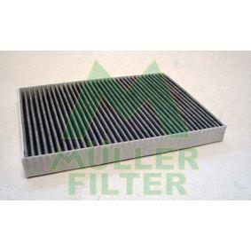 Filter, Innenraumluft Länge: 300mm, Breite: 205mm, Höhe: 30mm mit OEM-Nummer 8E0819439C