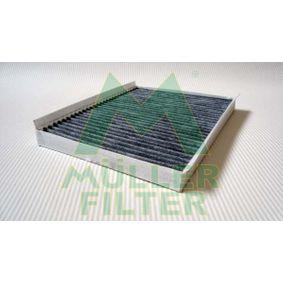 Filter, Innenraumluft Länge: 231mm, Breite: 180mm, Höhe: 21mm mit OEM-Nummer 4672 3435