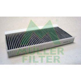 Filter, Innenraumluft Länge: 350mm, Breite: 160mm, Höhe: 30mm mit OEM-Nummer 1 062 253