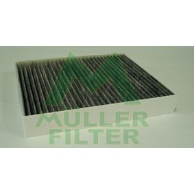 Filter, Innenraumluft Länge: 240mm, Breite: 190mm, Höhe: 35mm mit OEM-Nummer 1353269