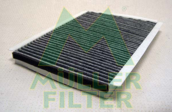 MULLER FILTER  FK161 Filter, Innenraumluft Länge: 331mm, Breite: 188mm, Breite 1: 111mm, Höhe: 25mm