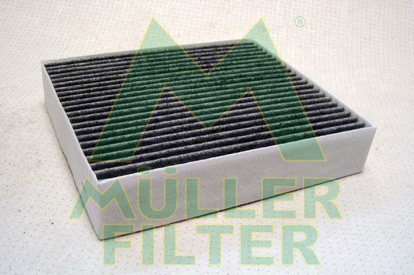 MULLER FILTER  FK166 Filter, Innenraumluft Länge: 178mm, Breite: 202mm, Höhe: 40mm