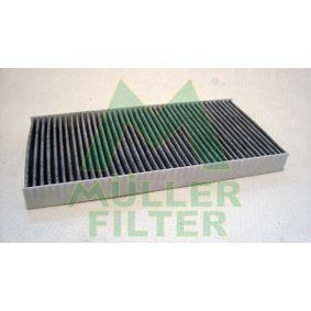 Filter, Innenraumluft Länge: 331mm, Breite: 163mm, Höhe: 30mm mit OEM-Nummer 46844822