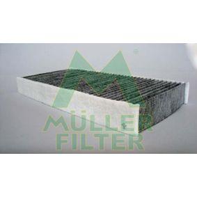 Filter, Innenraumluft Länge: 312mm, Breite: 151mm, Höhe: 38mm mit OEM-Nummer 6441.EJ