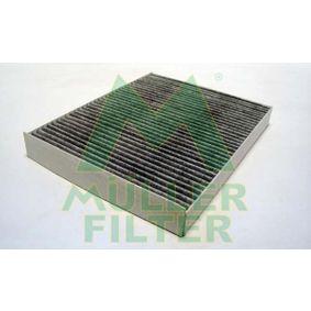 Filter, Innenraumluft Länge: 277mm, Breite: 216mm, Höhe: 30mm mit OEM-Nummer JZW819653E