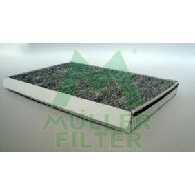 Filter, Innenraumluft Länge: 355mm, Breite: 235mm, Höhe: 35mm mit OEM-Nummer 2E0 819 638