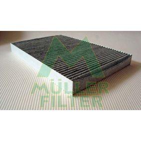 Filter, Innenraumluft Länge: 308mm, Breite: 212mm, Höhe: 30mm mit OEM-Nummer 4596 501AB