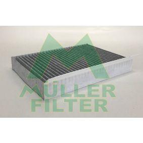 Filter, Innenraumluft Länge: 220mm, Breite: 167mm, Höhe: 30mm mit OEM-Nummer 6821 2070 AA