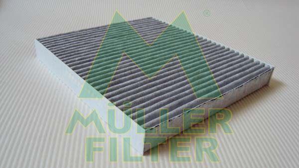 MULLER FILTER  FK458 Filter, Innenraumluft Länge: 216mm, Breite: 195mm, Höhe: 25mm