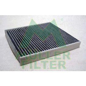 Filter, Innenraumluft Länge: 255mm, Breite: 235mm, Höhe: 30mm mit OEM-Nummer 5Q0-819-644