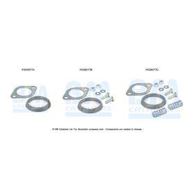 Nissan X Trail t30 2.5 4x4 Montagesatz, Abgasanlage BM CATALYSTS FK50077 (2.5 4x4 Benzin 2013 QR25DE)