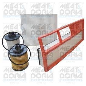 Kit filtri con OEM Numero 5 523 8304