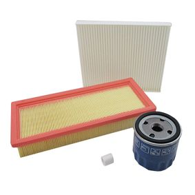 Filter Set with OEM Number 606 218 30