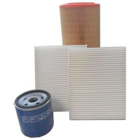 Kit de filtres avec OEM numéro 4434792