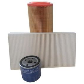 Filter Set with OEM Number 60621890