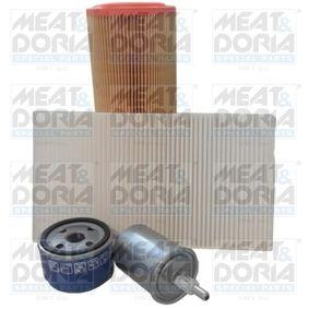 Filter Set with OEM Number 25164444