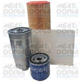 Filter Set with OEM Number 7 604 770