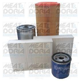 Filter Set with OEM Number 60814435