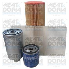 Filter Set with OEM Number 7604770