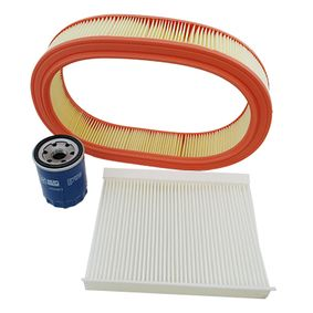 Filter Set with OEM Number 650 134