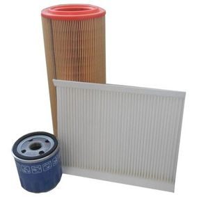Filter Set with OEM Number 60 621 830