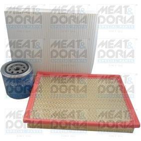 Kit de filtres avec OEM numéro 21051012005