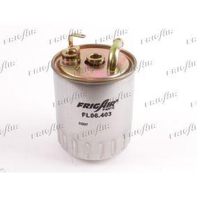 Kraftstofffilter mit OEM-Nummer A611 092 06 01