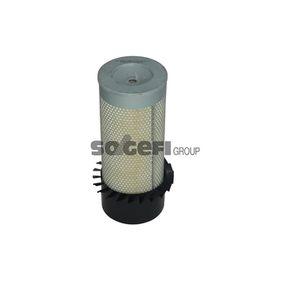 Luftfilter Höhe: 392mm mit OEM-Nummer 850510
