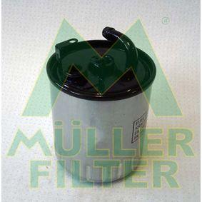 Kraftstofffilter Höhe: 137mm mit OEM-Nummer 611 092 0201