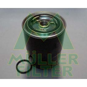 Fuel filter Height: 135mm with OEM Number 23390YZZAB