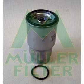 Kraftstofffilter Höhe: 123mm mit OEM-Nummer 60031-12110