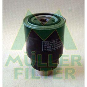 Kraftstofffilter Höhe: 156mm mit OEM-Nummer 1640 37F 40B