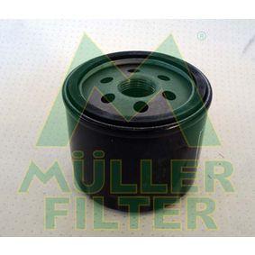 Oil Filter Ø: 76mm, Inner Diameter 2: 72mm, Inner Diameter 2: 62mm, Height: 65mm with OEM Number 46 796 687