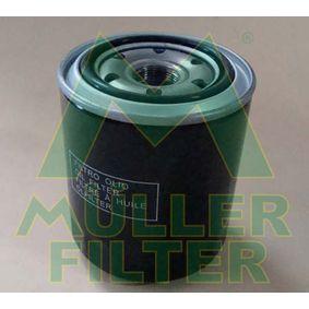 Ölfilter Ø: 100mm, Innendurchmesser 2: 80mm, Innendurchmesser 2: 72mm, Höhe: 125mm mit OEM-Nummer 119770-90620