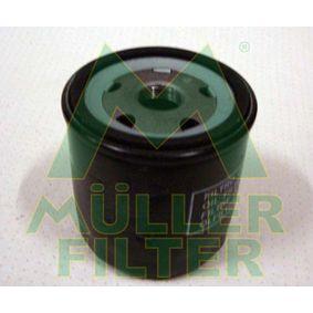 Filtre à huile Ø: 76mm, Diamètre intérieur 2: 72mm, Diamètre intérieur 2: 62mm, Hauteur: 85mm avec OEM numéro 4434791