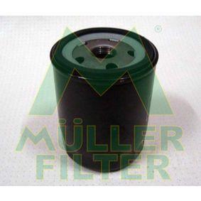 Ölfilter Ø: 76mm, Innendurchmesser 2: 72mm, Innendurchmesser 2: 62mm, Höhe: 101mm mit OEM-Nummer 1109-W7