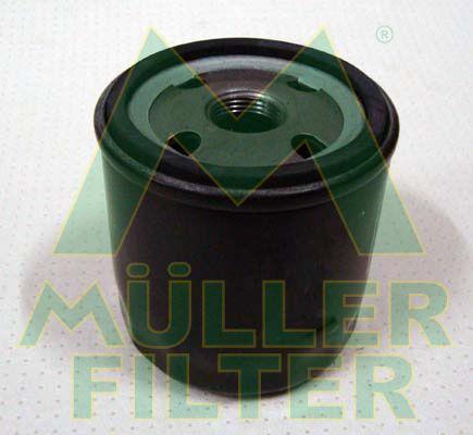 MULLER FILTER  FO126 Ölfilter Ø: 76mm, Innendurchmesser 2: 72mm, Innendurchmesser 2: 62mm, Höhe: 80mm