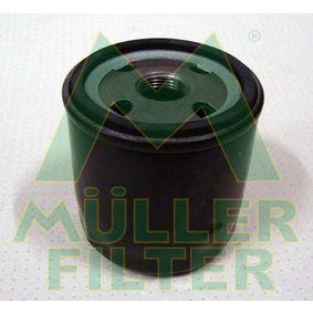 Ölfilter Ø: 76mm, Innendurchmesser 2: 72mm, Innendurchmesser 2: 62mm, Höhe: 80mm mit OEM-Nummer 46519728