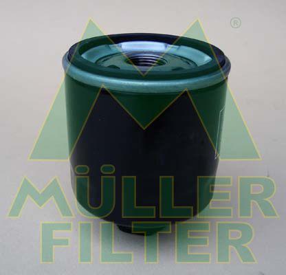MULLER FILTER  FO131 Olajszűrő Ø: 76mm, Belső átmérő 2: 72mm, Belső átmérő 2: 62mm, Magasság: 95mm