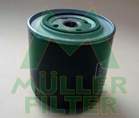 MULLER FILTER  FO138 Ölfilter Ø: 108mm, Innendurchmesser 2: 72mm, Innendurchmesser 2: 62mm, Höhe: 115mm