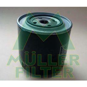 T4 Transporter 1.9TD Ölfilter MULLER FILTER FO138 (1.9TD Diesel 1999 ABL)