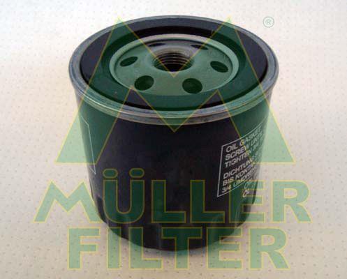 MULLER FILTER  FO14 Ölfilter Ø: 86mm, Innendurchmesser 2: 80mm, Innendurchmesser 2: 62mm, Höhe: 80mm