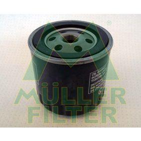 Ölfilter Ø: 86mm, Innendurchmesser 2: 80mm, Innendurchmesser 2: 62mm, Höhe: 80mm mit OEM-Nummer 1109-35
