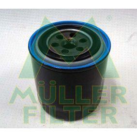 Ölfilter Ø: 95mm, Innendurchmesser 2: 72mm, Innendurchmesser 2: 62mm, Höhe: 100mm mit OEM-Nummer 0411-2261